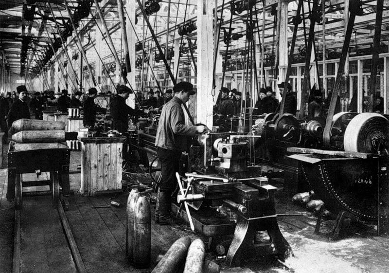 Рабочий класс в российской империи