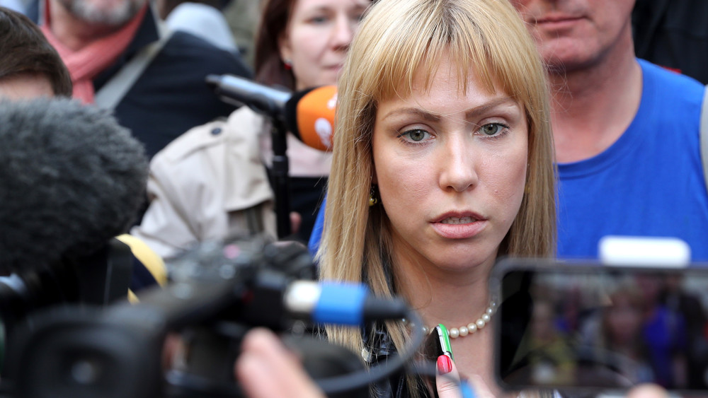 Зачем Мария Баронова поменяла Ходорковского на Симонян