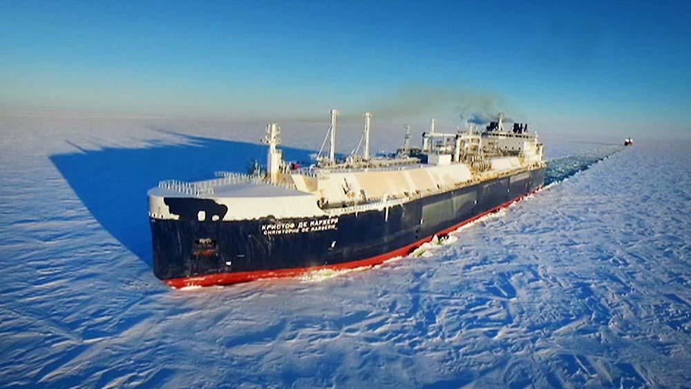 Очередное пополнение арктической флотилии «Ямал-СПГ» - Политика,интересные  факты и события — КОНТ