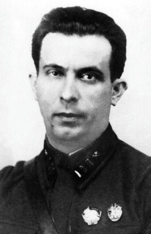 Семён Александрович Гинзбург.