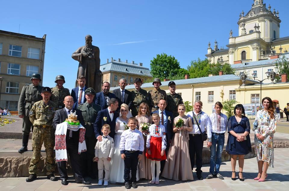 На Украине фашизма нет (c) любой идиот