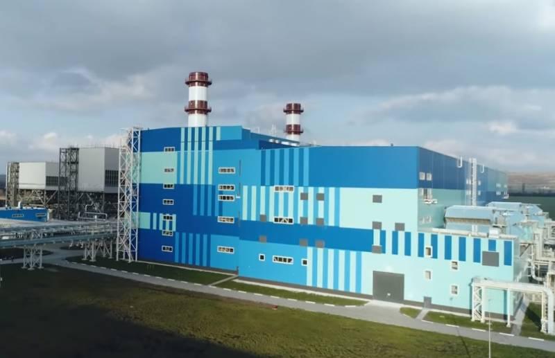 Крым готов начать поставки электроэнергии на Украину
