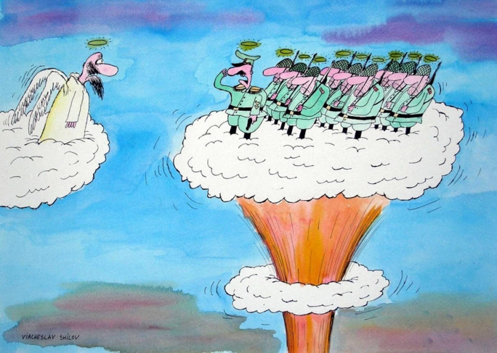 Дне рождения, ядерная война картинки прикольные
