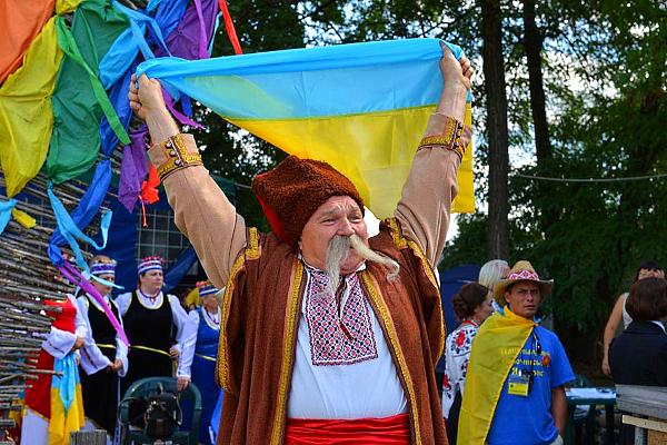 Апофигей демократии на Украине - рыдаю от зависти