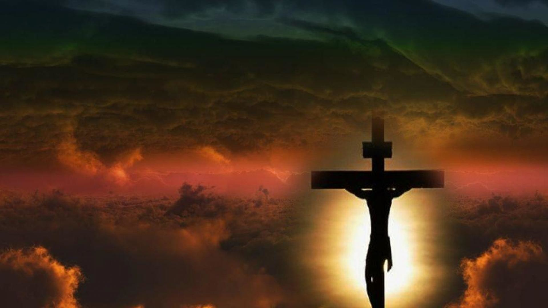 Иисус христос с крестом картинки на телефон