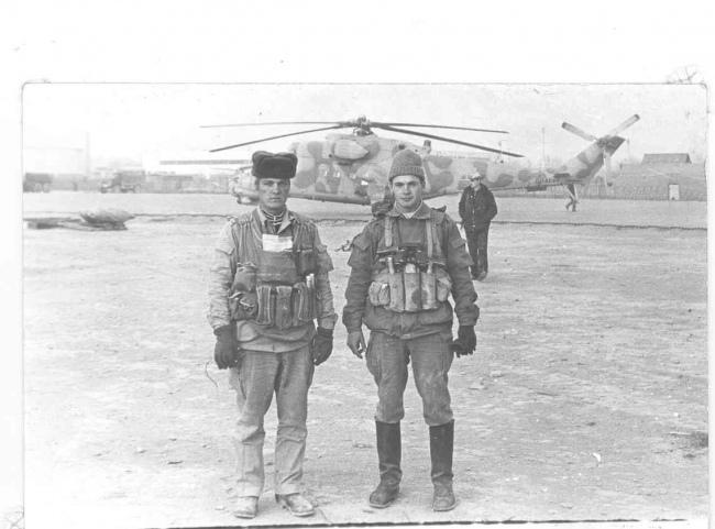Армейский лифчик - история советской разгрузки