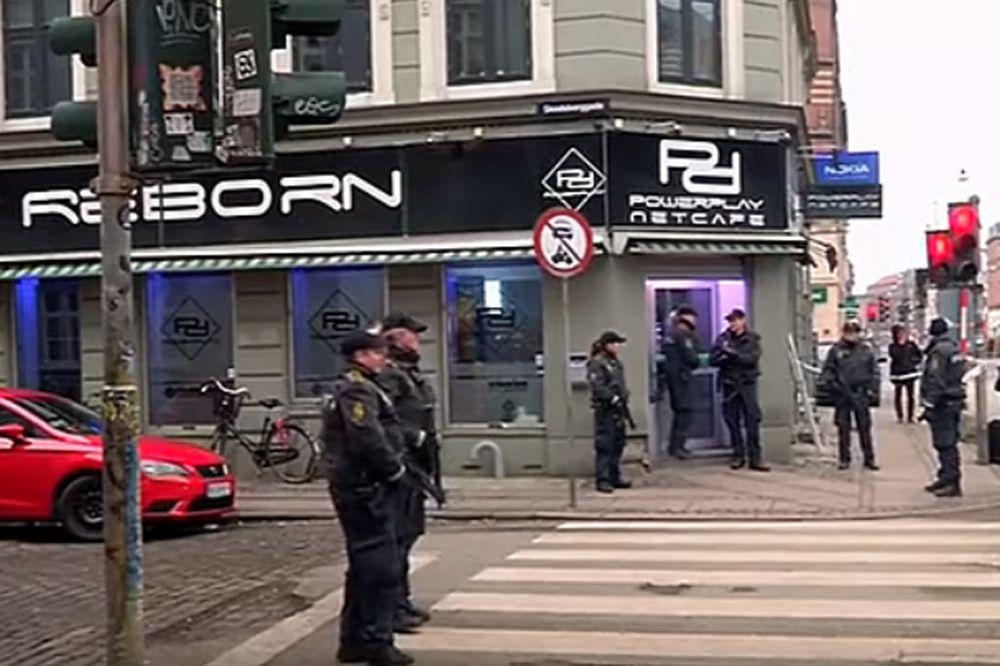 Праворадикалы устроили беспорядки в мусульманском квартале Копенгагена