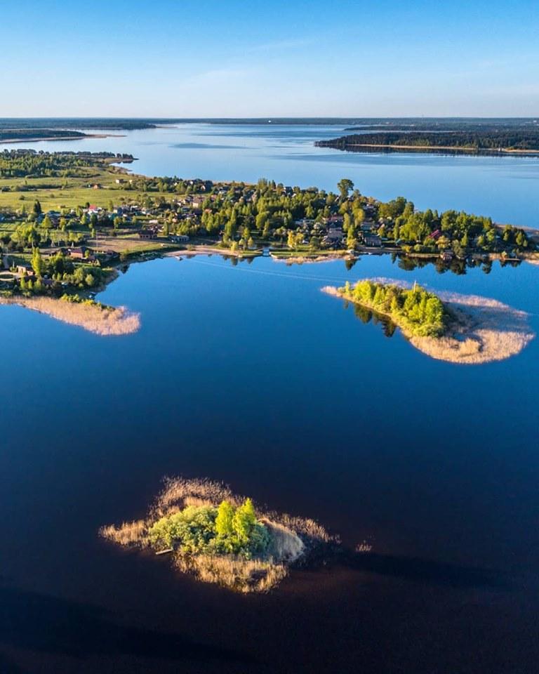 функцию используют озеро селигер места отдыха фото красивая, грустная