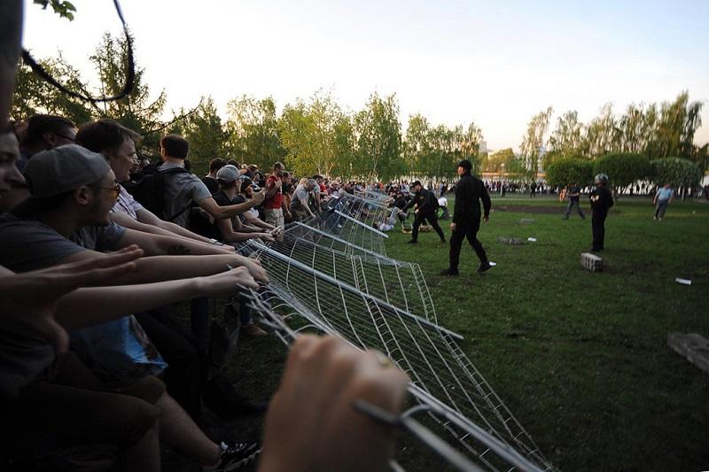 Екатеринбург. Май 2019 года