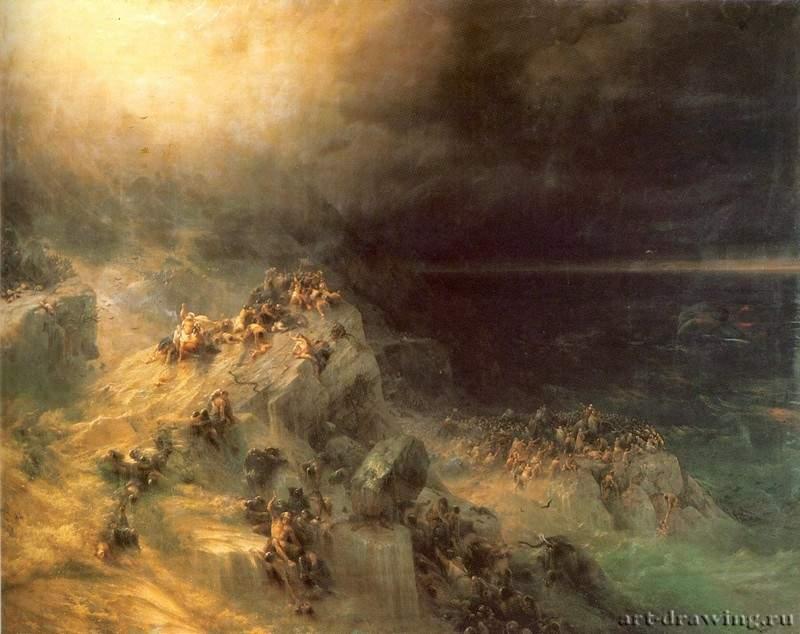 Тупиковые ветви Альтернативной истории. Потоп ХVIII века