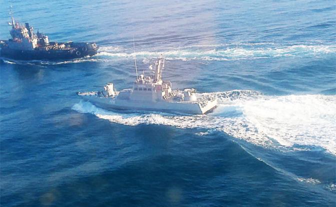Киев готовится атаковать Крымский мост дареными Пентагоном фрегатами