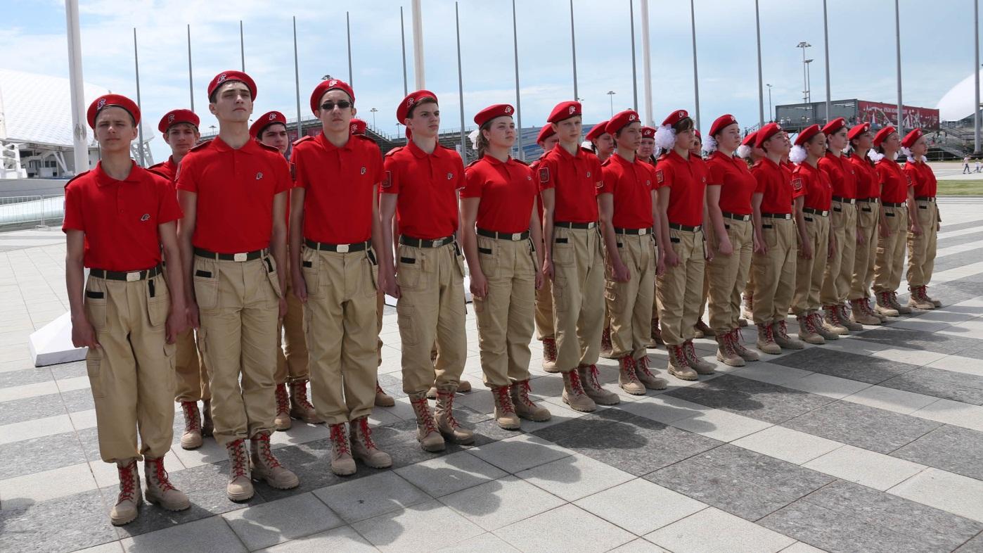 Самарское отделение «Юнармии» готовится к трехлетию движения