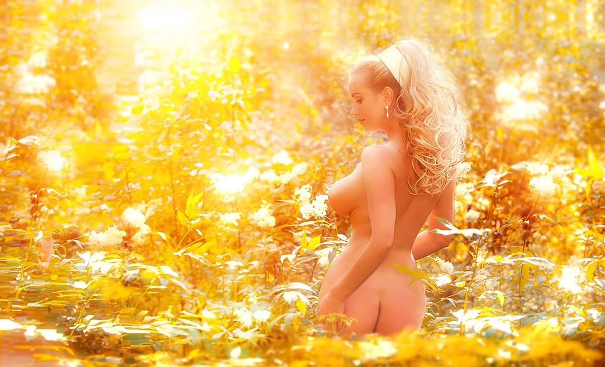 Голое солнышко картинки
