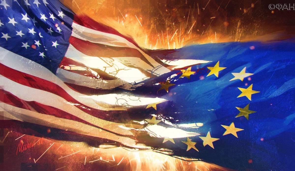 США пригрозили Европе санкциями за создание механизма обхода американских санкций