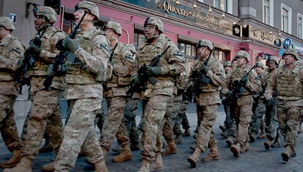 Оскорбление государственного масштаба. НАТО-вские хамы достали Прибалтику