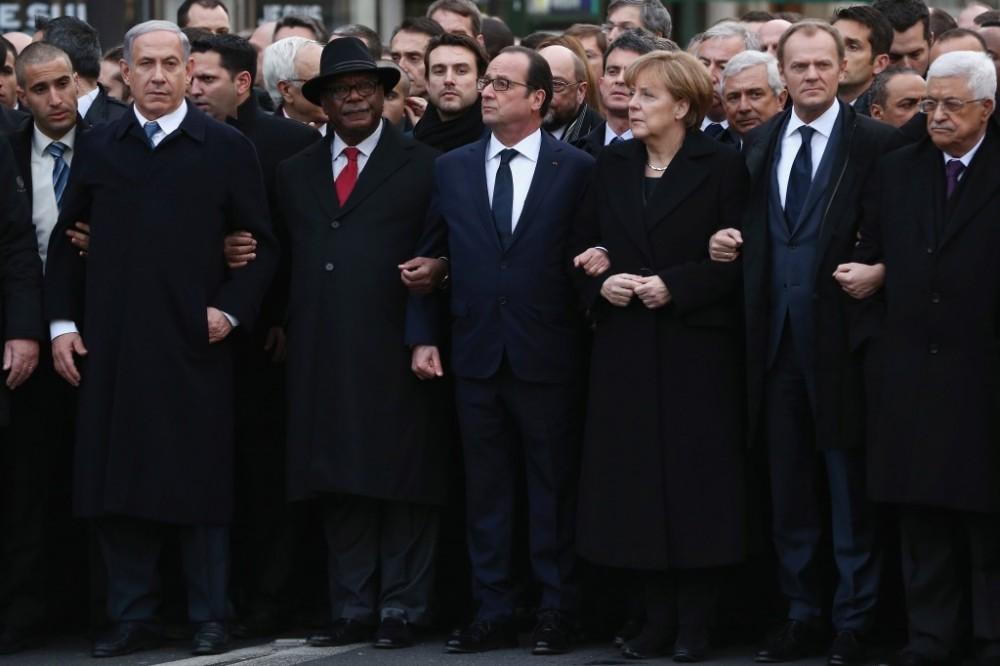 Парад еврейского руководства Евросоюзом.