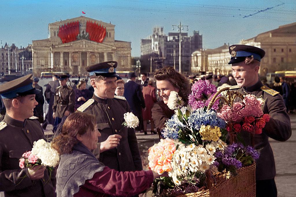 разбирая 9 мая 1945 картинки цветные соус болоньезе