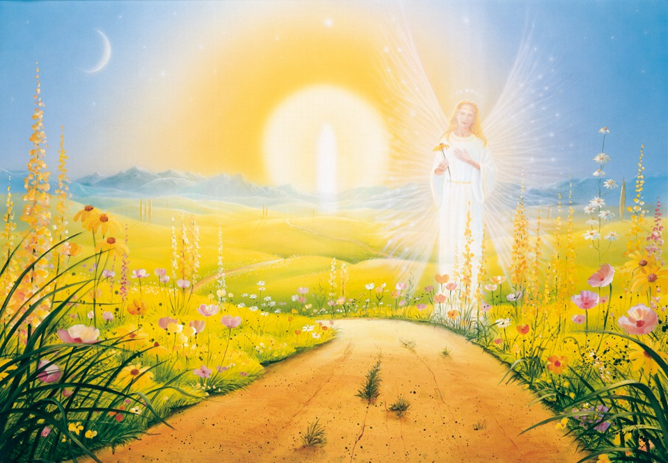 картинка солнышко и ангел будут сочные ароматные