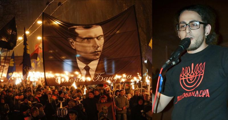 """Неонацизм и появление """"жидобандеровцев"""" на Украине в 21 веке – исторический факт!"""