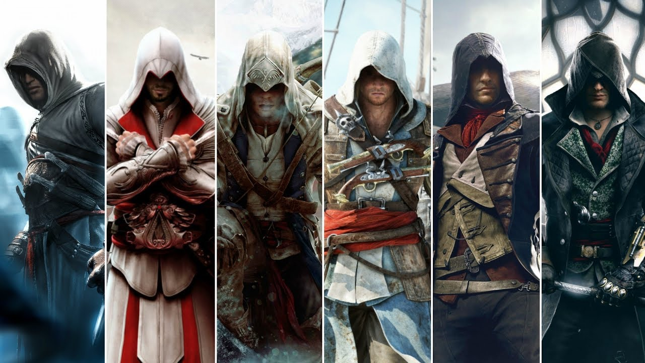 anticipa assassins creed franchise - 1280×720