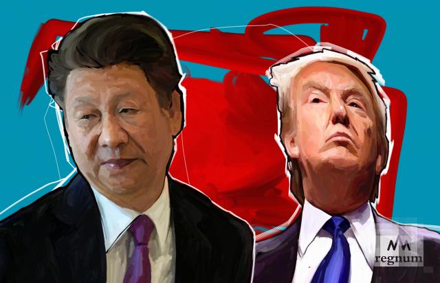 В торговой войне с Китаем Америка становится похожа на Украину