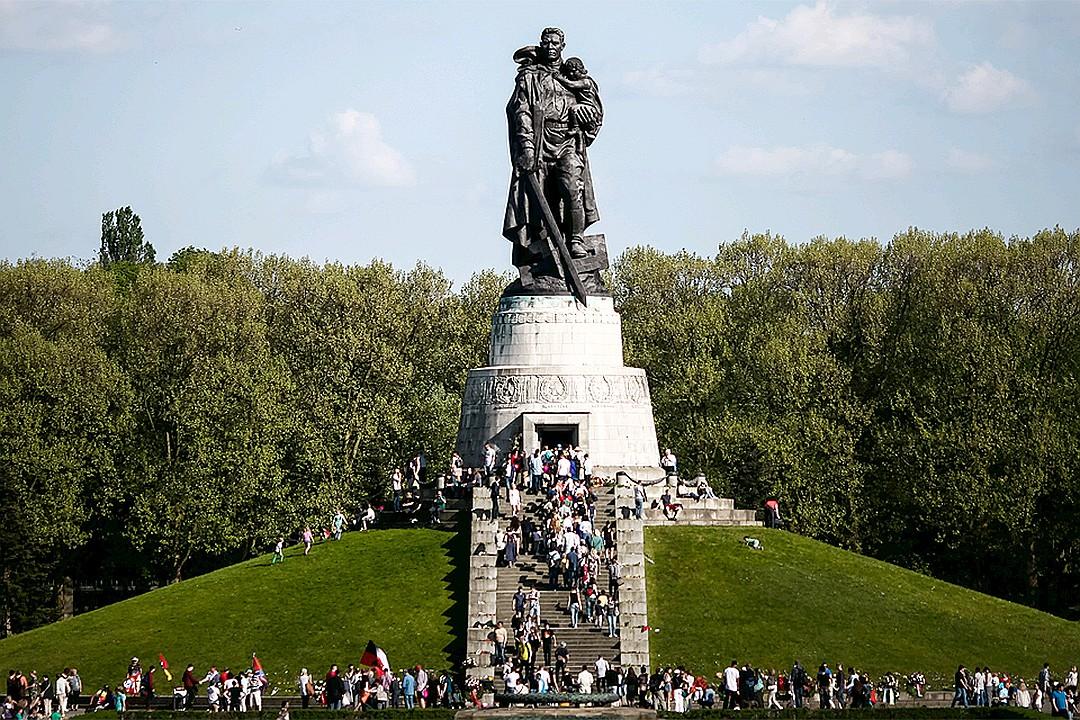 инцидента фото памятника в трептов парке поможем