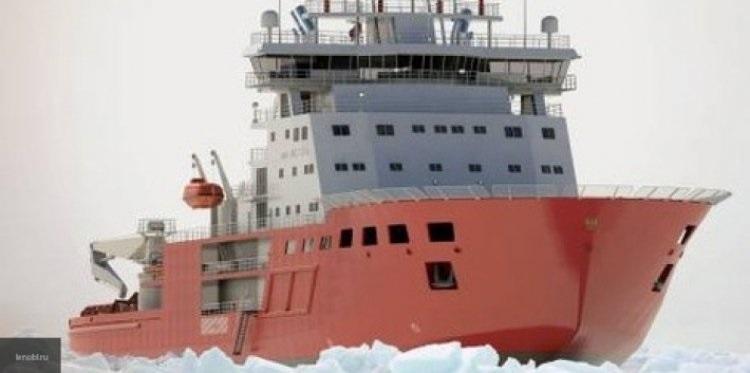 В России создали защитное сверхгидрофобное покрытие для ледоколов