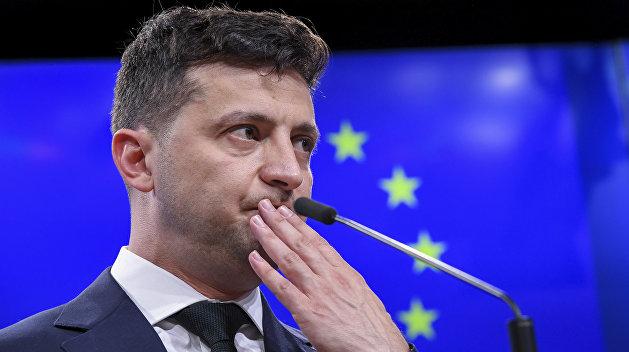 «А за ними раки на хромой собаке»: к визиту Зеленского в Брюссель