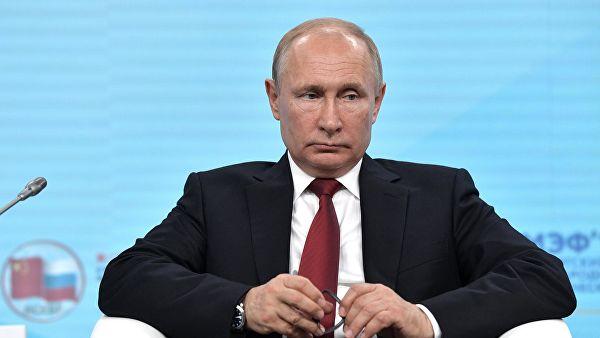 """""""Прямая линия"""" с Владимиром Путиным: самое важное"""
