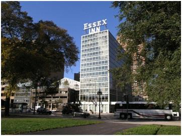 Отель Essex Inn в Чикаго