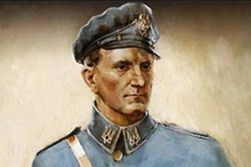 детоубийца и насильник, херой украины, Шухевич
