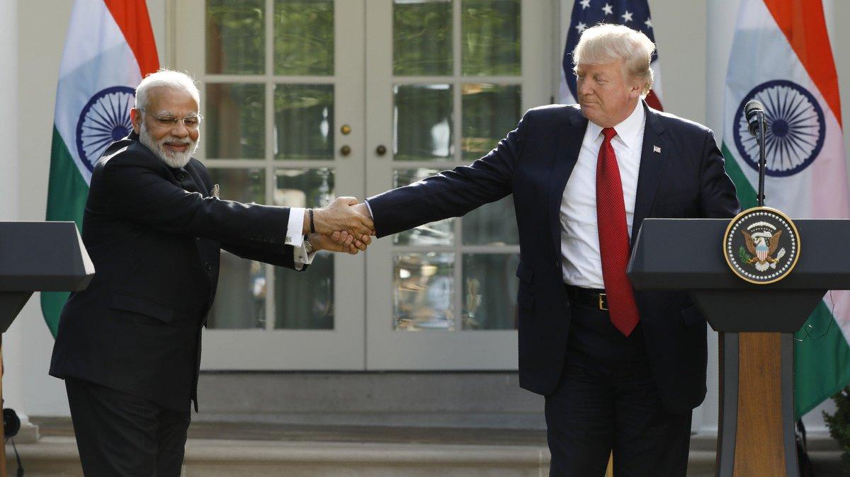 Индия-США: драке быть