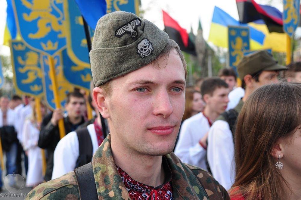 На Украине нет фашизма?