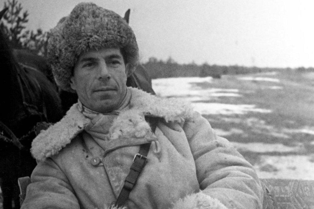 Партизанский командир Дмитрий Медведев