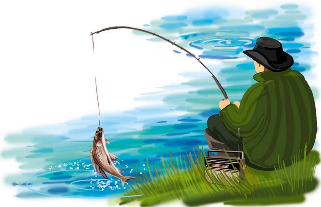 данном картинка ловят рыбу фотоаппарат свидетель