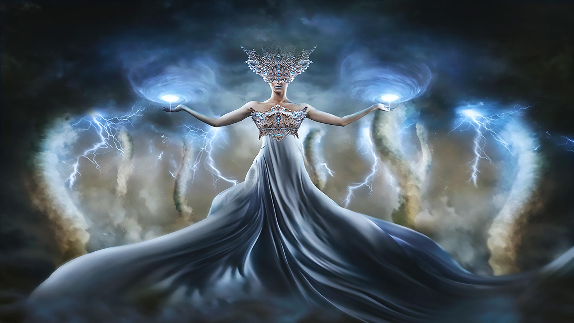 появились богиня зла картинки схем различными узорами