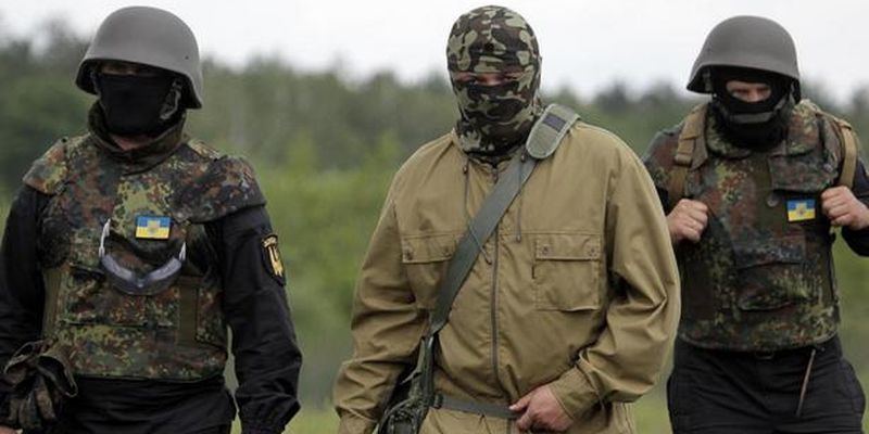 Украина легализует военных преступников