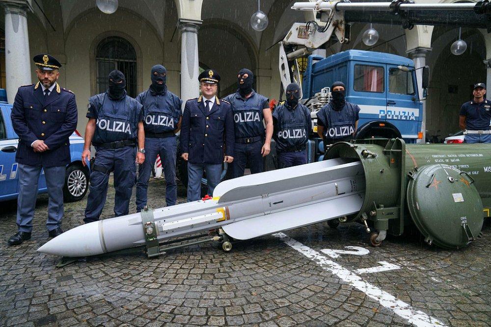Италия начала системное преследование террористов Украины Майдана
