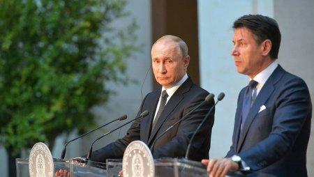 """Лучший момент пресс-конференции: Путин божественно опустил на землю """"президента"""" Гуайдо"""