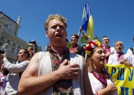 Патриоты Украины - чем их меньше, тем стране легче