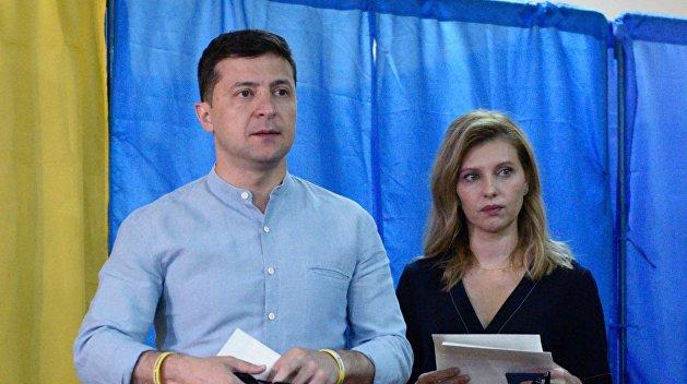 Украинские выборы: триумф «слуги» и чувство жалости