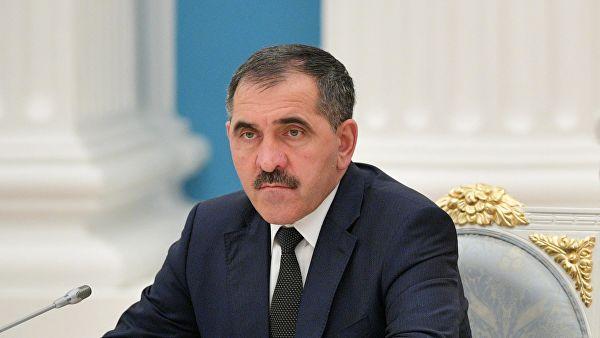 Евкурова назначили заместителем министра обороны