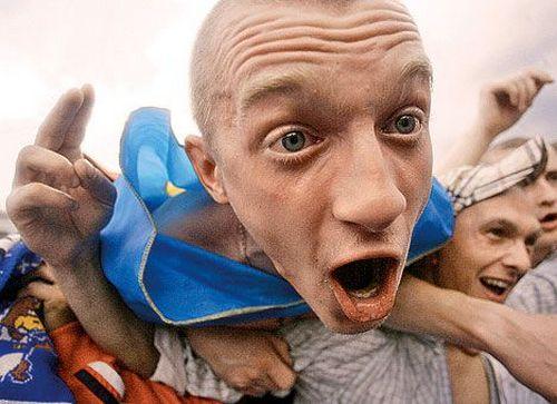 За что проголосовал украинский люмпен