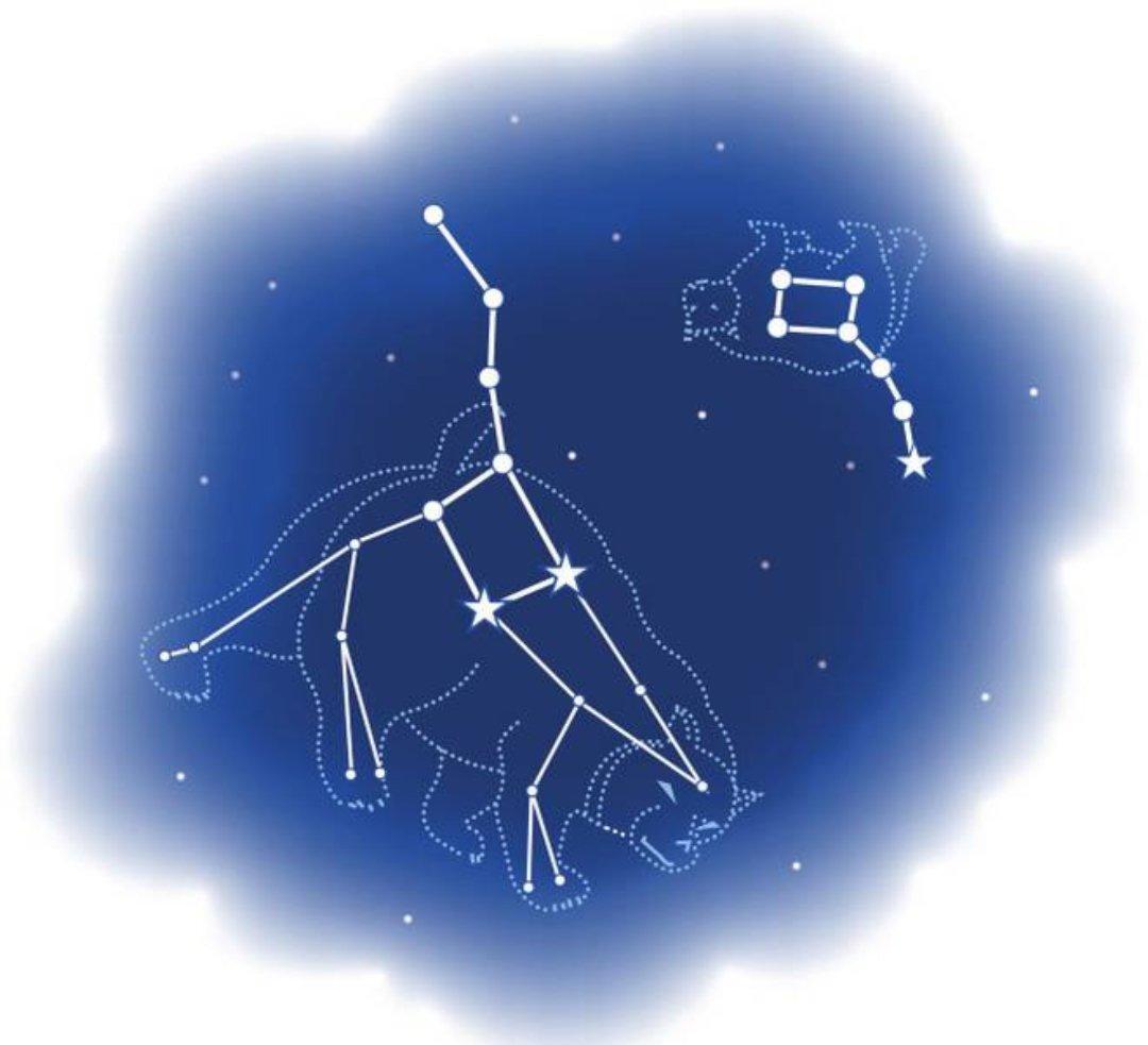 Большие созвездия картинки