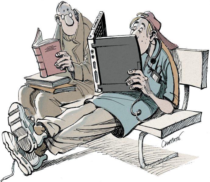 Читатель смешные картинки
