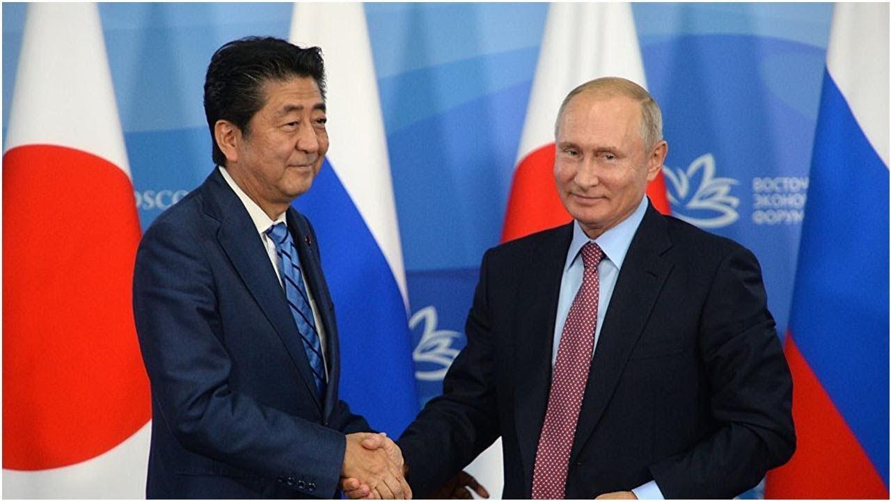 Про газ, самураев и антироссийские санкции