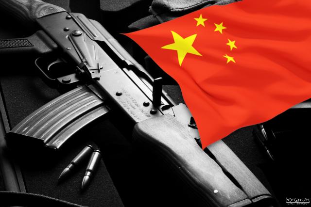 Почему китайского «военного слона» США заметили сейчас?