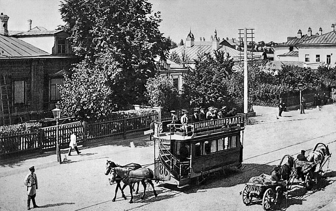 За что люди любят трамвайчик?