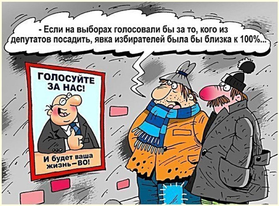 Крутикова открытки, смешные картинки или фото о выборах