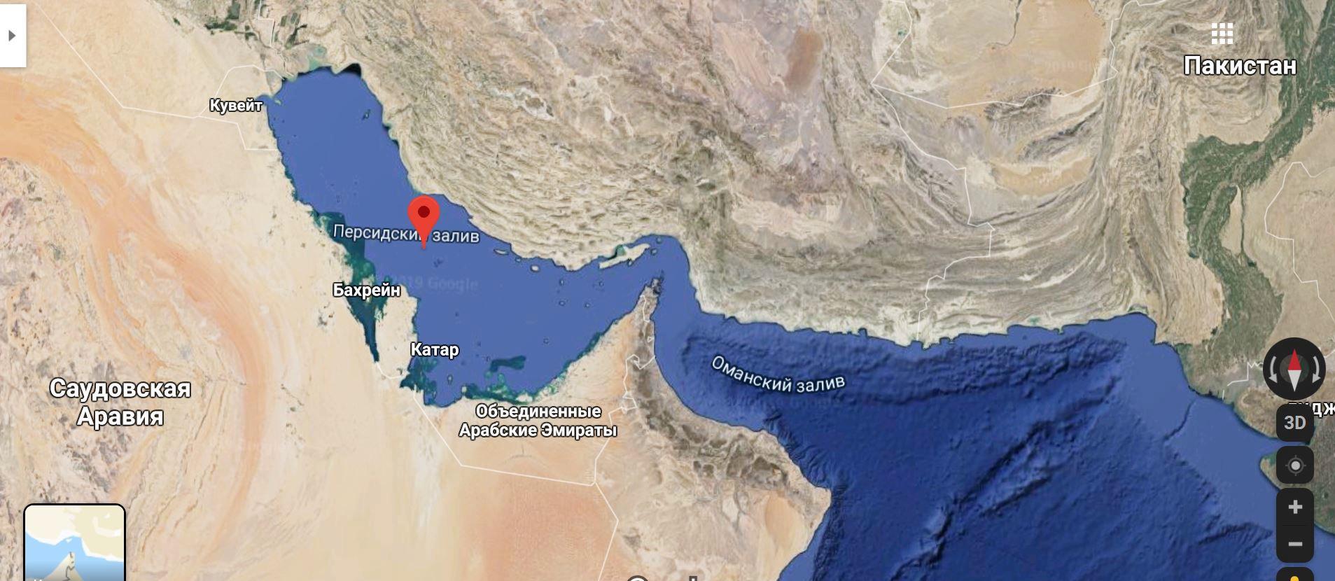 Россия готовит США дерзкий сюрприз в Персидском заливе